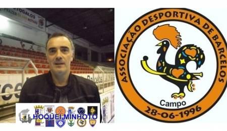 Treinador Paulo Machado assume seniores da ADB Campo.