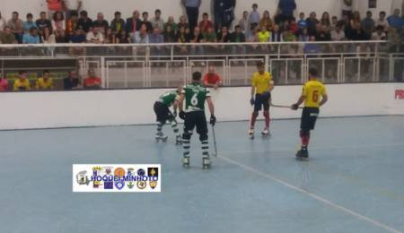 Sporting CP vence em Riba d'Ave