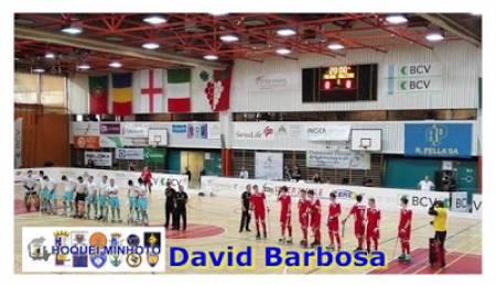 Europeu de Sub 20 -  Portugal entra a ganhar superando a Inglaterra