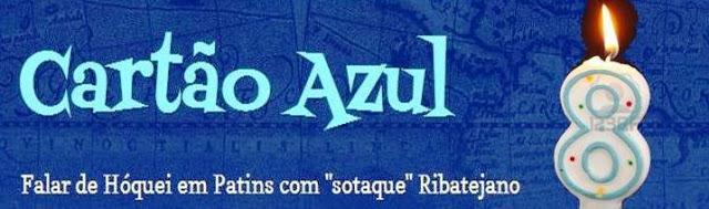 O CARTÃO AZUL CHEGA AO FIM