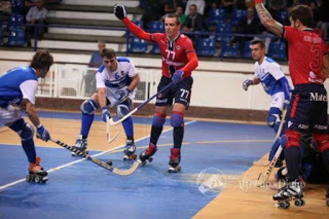 I Divisão - HC Braga perde em Oliveira de Azemeis