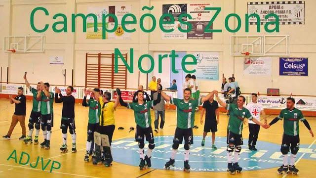 ADJ Vila Praia campeão da 3ª divisão norte