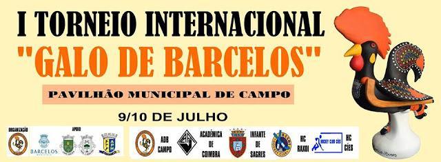 ADB Campo organiza Torneio Internacional