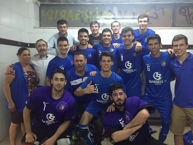 HC Braga vence Taça Nacional de Juniores - Zona Norte