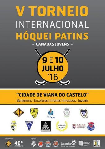ED Viana realiza V Torneio Internacional de camadas jovens