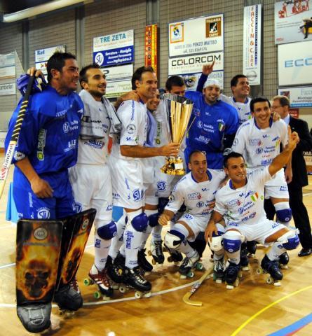 Viareggio venceu primeiro jogo da final