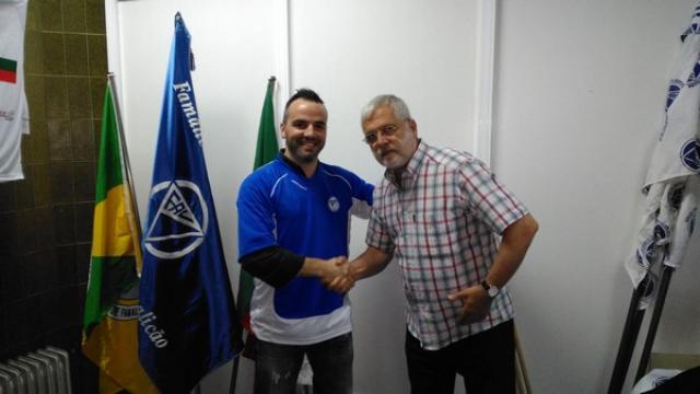 Álvaro Pinto ex HA Cambra reforça Famalicense