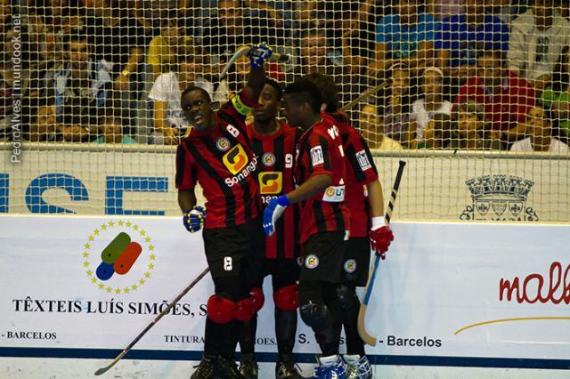 Angola vence e conquista nono lugar