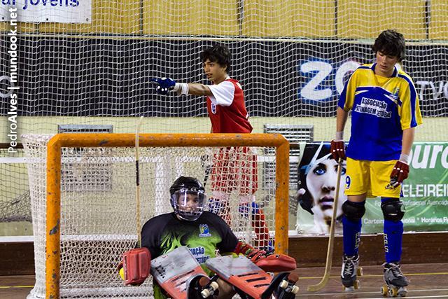 Inter Regiões 2012: AP Setúbal vs AP Ribatejo acaba em empate