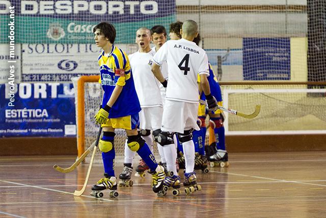 Inter-Regiões 2012: AP Lisboa goleia AP Setúbal