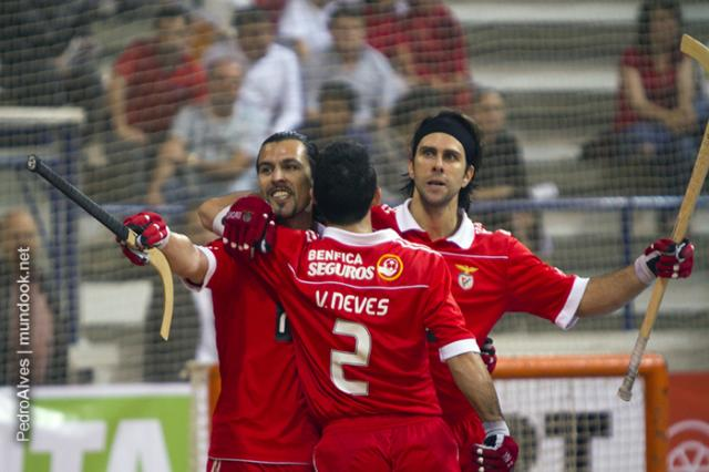 Liga Europeia: SL Benfica Goleia Lodi