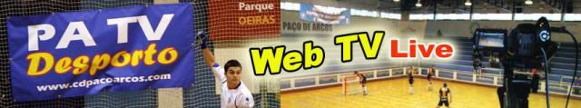 PA TV Desporto - Transmissao em Directo