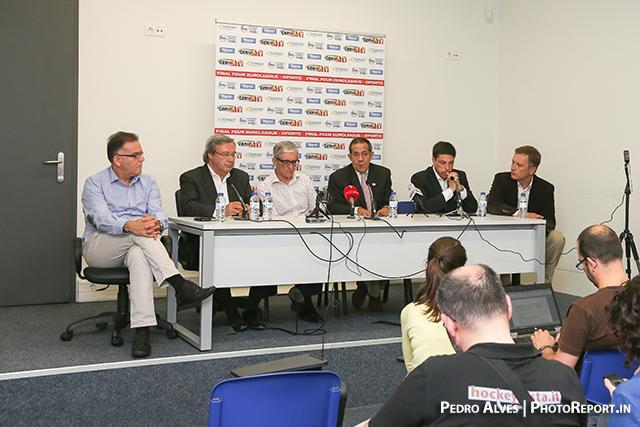 SL Benfica irá comparecer na final