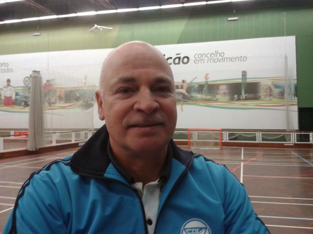 Fernando Almeida é o novo treinador do Candelária