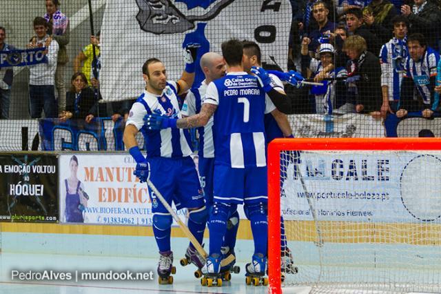 FC Porto goleia Valongo