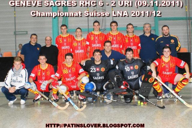 Genève começa 2011 da melhor forma