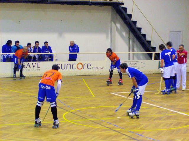 HC Braga vence derby minhoto