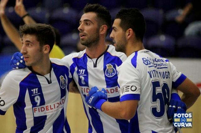 FC PORTO VENCE EM VALONGO