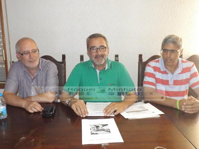IX Torneio Jorge Coutinho. Licinio Santos