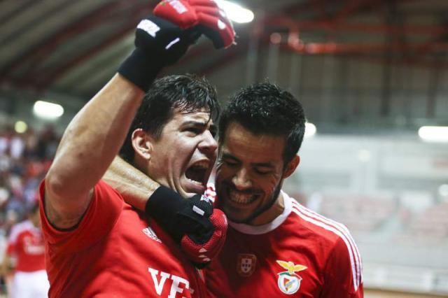 Benfica goleia Bassano