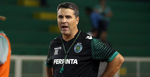 Sporting perde pela primeira vez no campeonato nacional