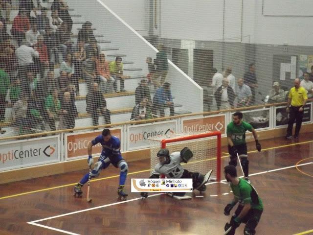I Divisão - OC Barcelos vence em Valongo