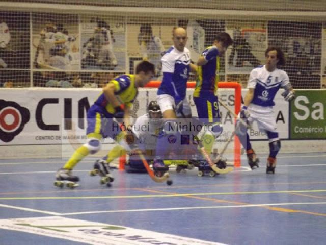 I Divisão - OC Barcelos vence HC Braga