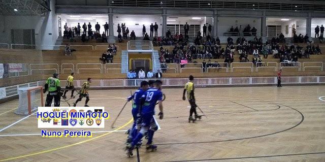 I Divisão - OC Barcelos sobe ao 3º lugar