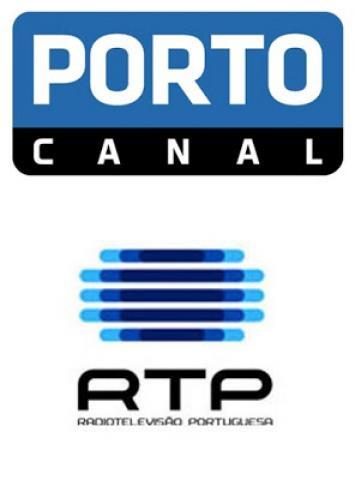 Liga Europeia no Porto Canal e na RTP