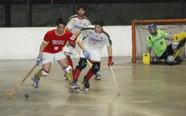 Português vence terceiro amistoso