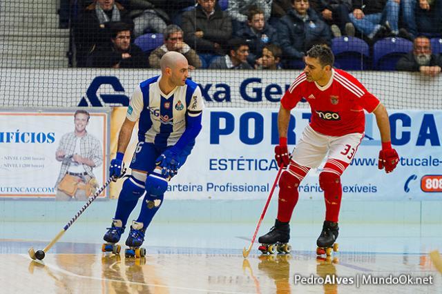 SL Benfica ainda não é campeão de hóquei em patins...