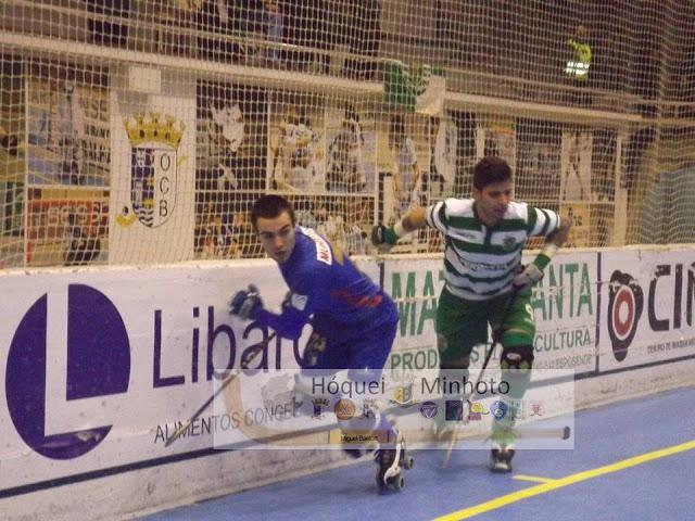 I Divisão - OC Barcelos testa