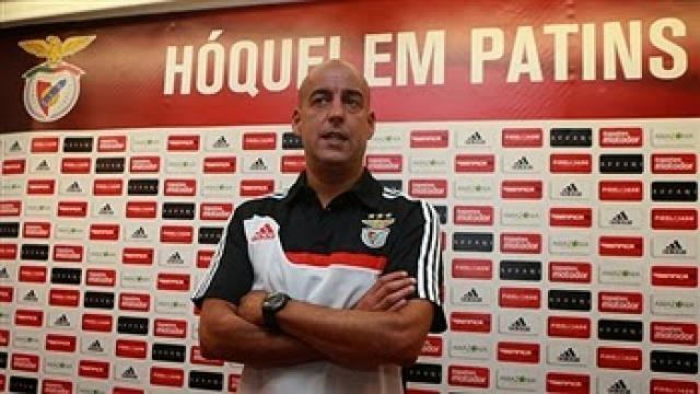 Benfica recebe CH Carvalhos na Luz