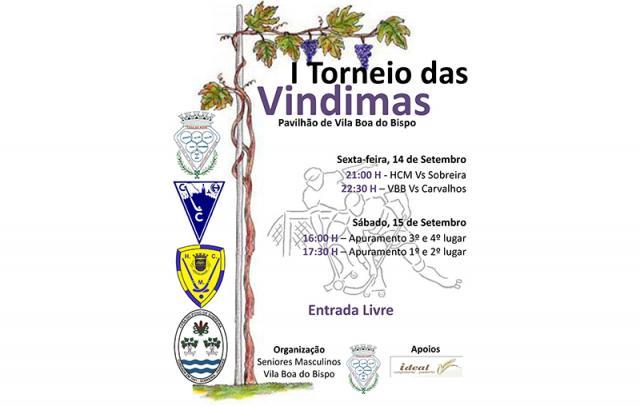 Vila Boa do Bispo organiza Torneio das Vindimas