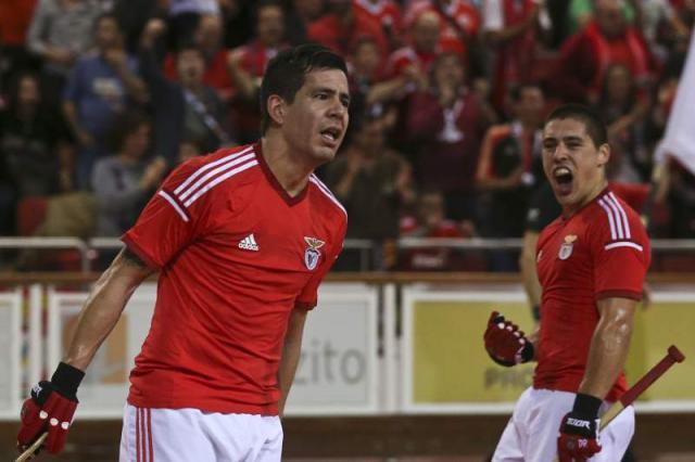 Benfica na Europa como em Portugal