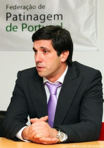 Rui Neto apresentado como seleccionador