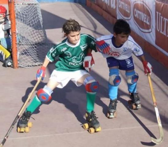 Copa de la Amistad em Santiago